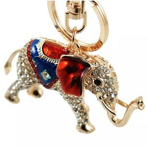 Accessories - 🐘Crystal Key ring